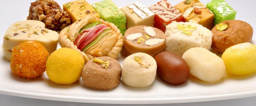 Delight of Indian Sweets and Snacks