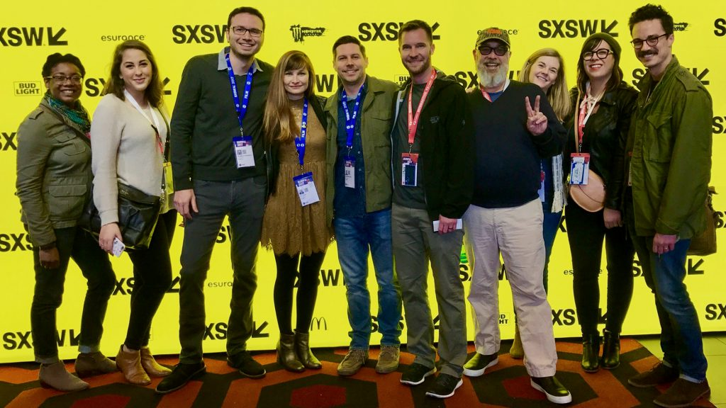 Details Of Big SXSW Event 2018