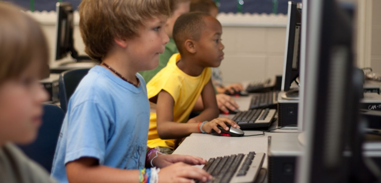 Teaching Your Child to be a Productive User, Not Just a Consumer