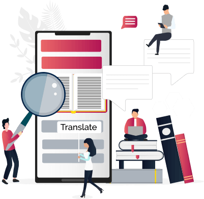 Process of detailed quality assurance for all the projects of legal translation